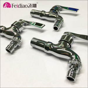 Hot Sale High Quality Cold Water Brass Tap for Washing Machine pictures & photos