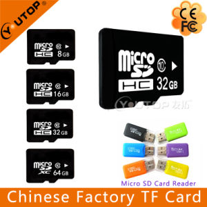 Low Price Chinese Micro SD TF Memory Card C10 32GB pictures & photos