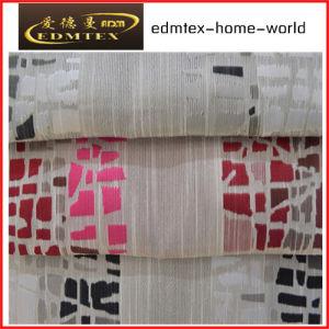 Polyester Jacquard Sofa Fabric EDM1032 pictures & photos