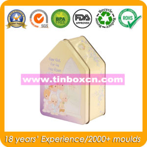 Christmas Tin for Gift Tin Box Packaging, Metal Gift Can pictures & photos