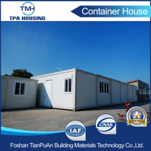 20FT Shipping Container House for Office in Prefabricated House Design pictures & photos