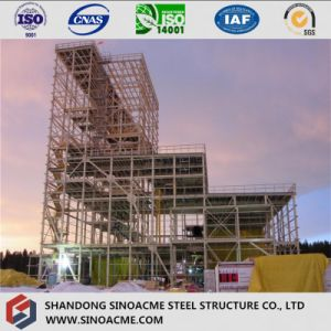 Steel Structure High Rise Turbine Frame for Power Plant pictures & photos