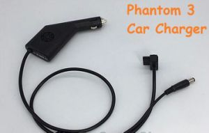 Remote Controller Intelligent Car Charger for Dji Phantom-3
