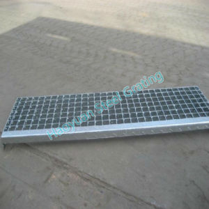 Hot Dipped Galvanized Stair Tread with Reasonable Price pictures & photos