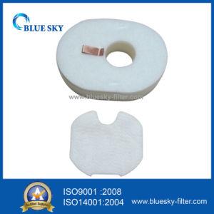 White Foam Felt for Vacuum Cleaner Filter of Shark Hv300 pictures & photos