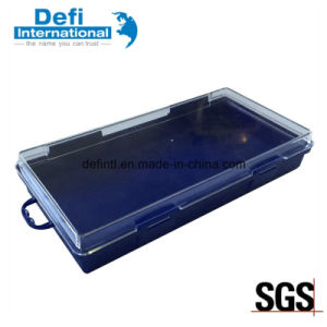 High Quality Clear Cover Plastic Box pictures & photos