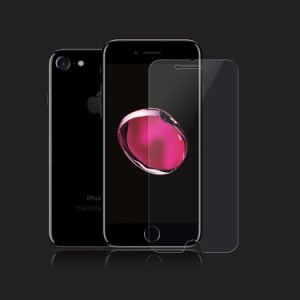 3D Curved 9h Hardness 0.2mm Tempered Glass Screen Protector for iPhone 7 pictures & photos