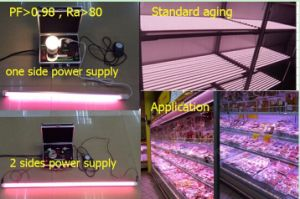 Hot Sell Pink T8 LED Tube pictures & photos