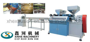 Plastic Artificial Rattan Extruder/Production Line for Furniture/Decorating Articles