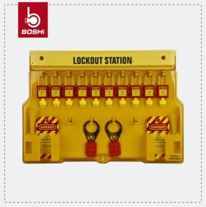 PC Tagout/ Lockout Station (bd-b102) pictures & photos