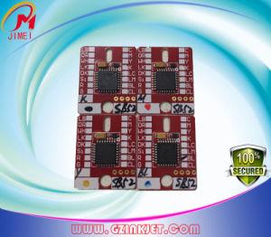 Mimaki Jv5/Ts5 Sb52/Sb53 Permanent Chips, M, Y, K, Lm, Blue, Light Blue, G 7 Color pictures & photos