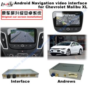 Rear View & 360 Panorama Interface for Chevrolet Malibu Silverado Colorado Suburban etc with Lvds RGB Signal Input Cast Screen pictures & photos