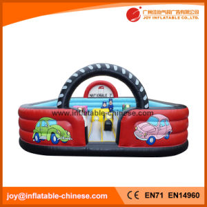 Funny Jungle Inflatable Jumping Bouncy Combo (T3-651) pictures & photos