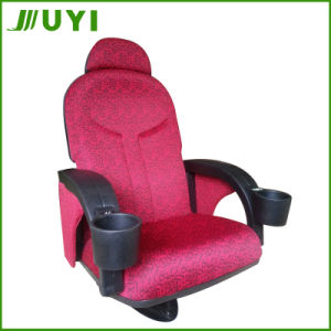 Jy-613 Fabric Used High Quality Theater Chair Movie Cinema Seating pictures & photos