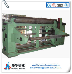 Sh-1200 Type Hexagonal Wire Mesh Machine (factory direct sale) pictures & photos