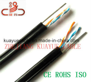 10pair 12pair Outdoor Telephone Cable/Computer Cable/Data Cable/Communication Cable/Audio Cable/Connector pictures & photos
