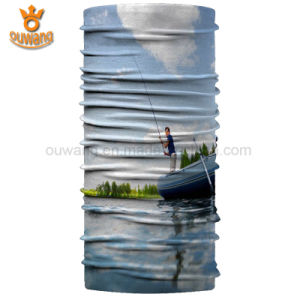 Custom Logo Print Wholesale Multifunctional Tube Bandana pictures & photos
