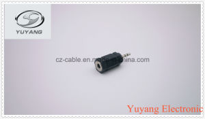 2.5mm Mono Plug to 3.5mm Mono Jack pictures & photos