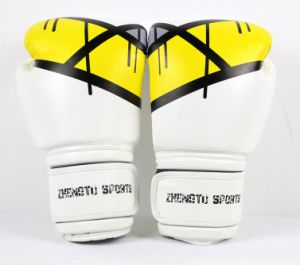 Wholesale and Retail Hot Sale High Quality PU Boxing Gloves pictures & photos