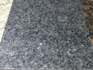 China Natural Polished Cut to Size Ice Blue Granite pictures & photos