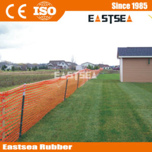 Popular Reusable Orange Plastic Warning Barrier Snow Fence pictures & photos