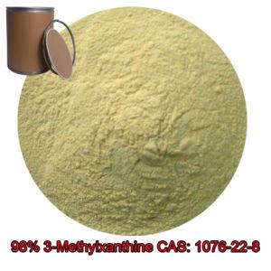 Pharma Grade 98% 3-Methylxanthine CAS 1076-22-8
