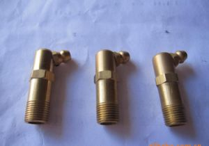 Car Lubrication Fitting Grease Nipple Long Type pictures & photos