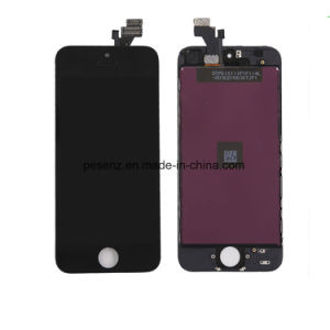 Mobile/Cell Phone LCD for iPhone 5 LCD with Touch Screen pictures & photos