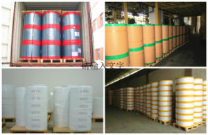 Jumbo Thermal Paper POS Rolls 405mm/785mm/875mm X6000m/120000m pictures & photos