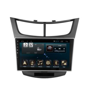 New Ui Android System Car Accessories for Sail 3 2015 with Car GPS Navigation pictures & photos