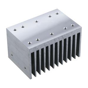 OEM Aluminium Heatsink for Electronics with CNC Machining pictures & photos