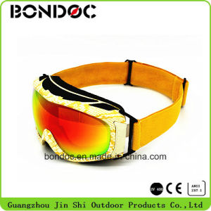 New Model Comfortable Lens Reasonable Price Ski Goggles pictures & photos