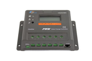 12V/24V/36V/48V Epever 20AMP Solar Controller for off-Grid Solar System Vs2048bn pictures & photos