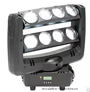 High Power 8*10W White LED Spider Beam Moving Head pictures & photos