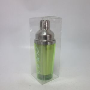 450ml Stainless Double Wall Plastic Wall Cocktail Shaker pictures & photos