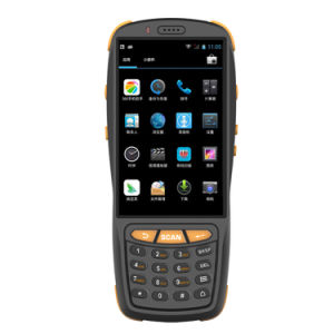 Zkc PDA3503 Qualcomm Quad Core 4G Android 5.1 Touch Screen Handheld PDA Barcode Scanner pictures & photos