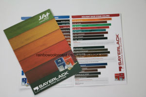 Offset Printing Emulision Color Card pictures & photos