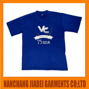 100% Cotton Cheap Price Men′s Promotion T-Shirt with Printing pictures & photos