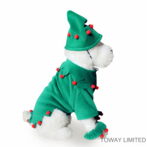 Christmas Holiday Dog Products Costume Display Pet Clothes pictures & photos