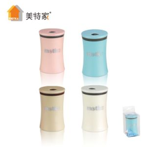 Metka Household Plastic Toothpick Holder with Toothpick Tableware pictures & photos