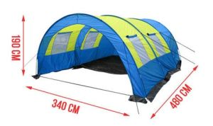 Large Size Family Tent for 6-8 Persons (EZ-004) pictures & photos