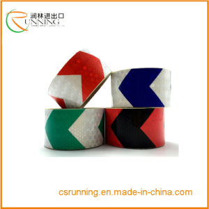 Factory Supplier of PVC Reflective Material pictures & photos