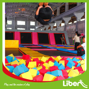 TUV Approved Indoor Trampoline Park pictures & photos