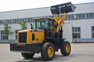 Heavy Duty 3ton Wheel Loader with Ce pictures & photos