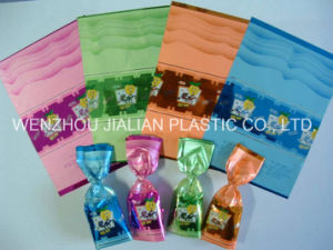 Twist PVC Film for Candy Packaging pictures & photos