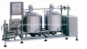 Soft Ice Cream Equipment Production Line/Ice Cream Machine pictures & photos