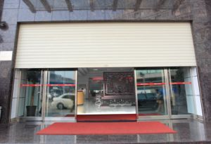Aluminum Security Commercial Roller Shutter Door pictures & photos