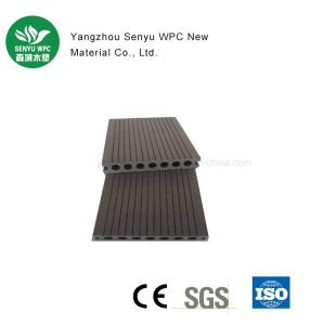 Hollow WPC Decking Flooring pictures & photos