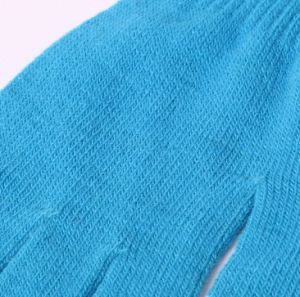 Wholesale Cheap Custom Knitted Touch Screen Gloves pictures & photos