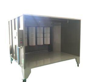 Powder Coating Spraying Booth Equipment pictures & photos